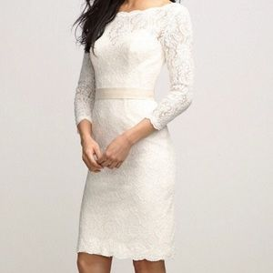 Encore by Watters Posey Wedding / Rehearsal Dress